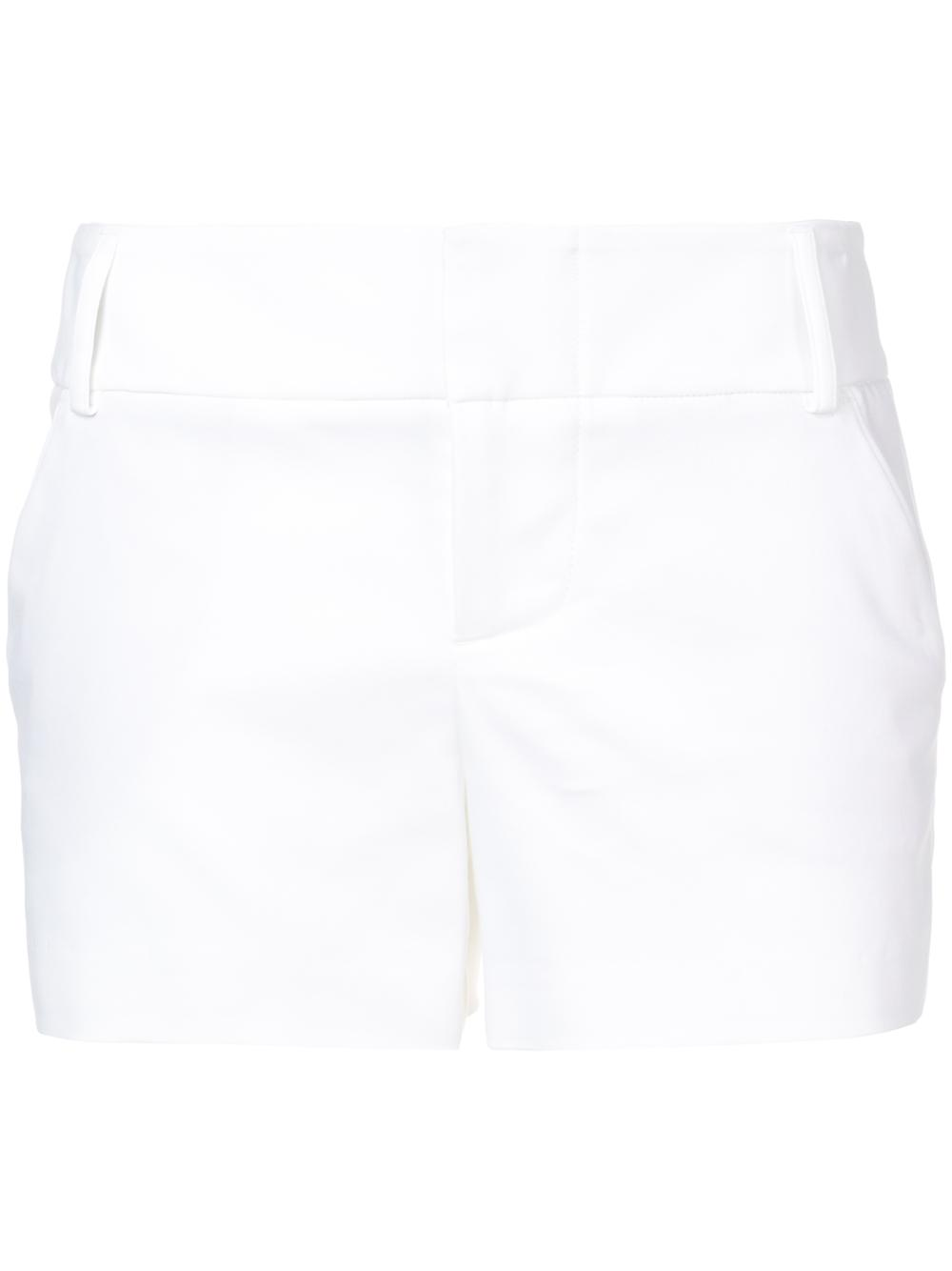 Cady Tailored Shorts Item # W000133198