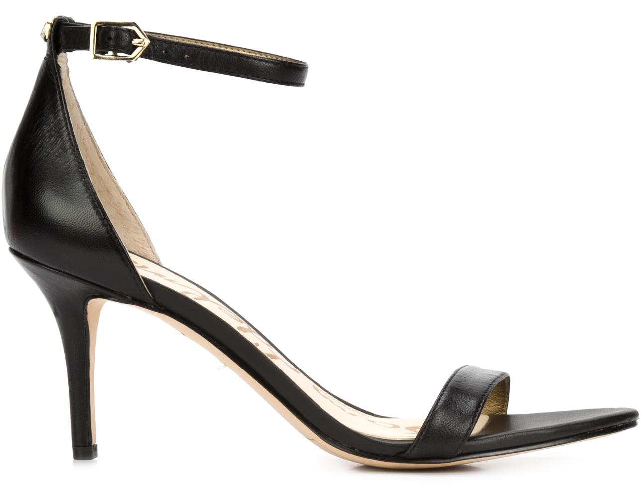 High Heel Ankle Strap Sandal