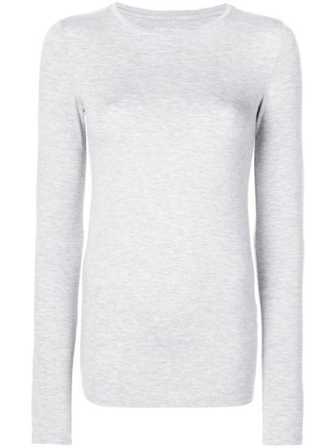 Long Sleeve Crew Neck Tee