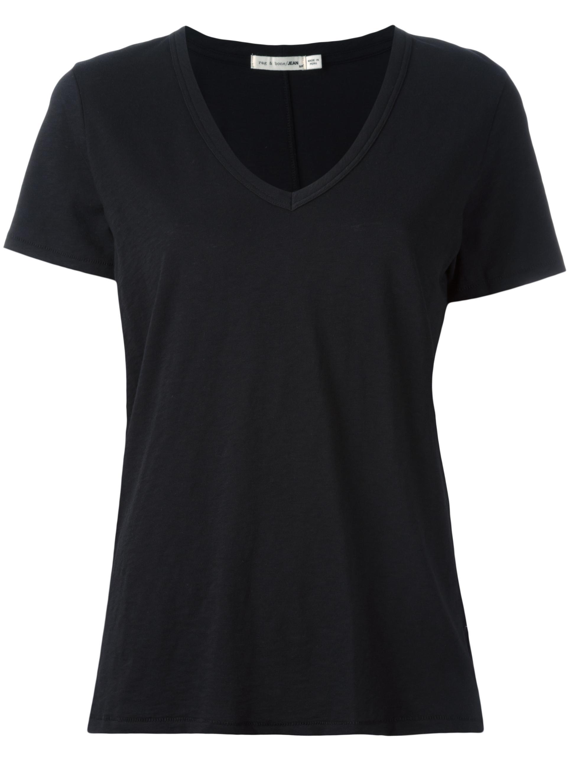 The V Neck Shirt Item # W272C34CH