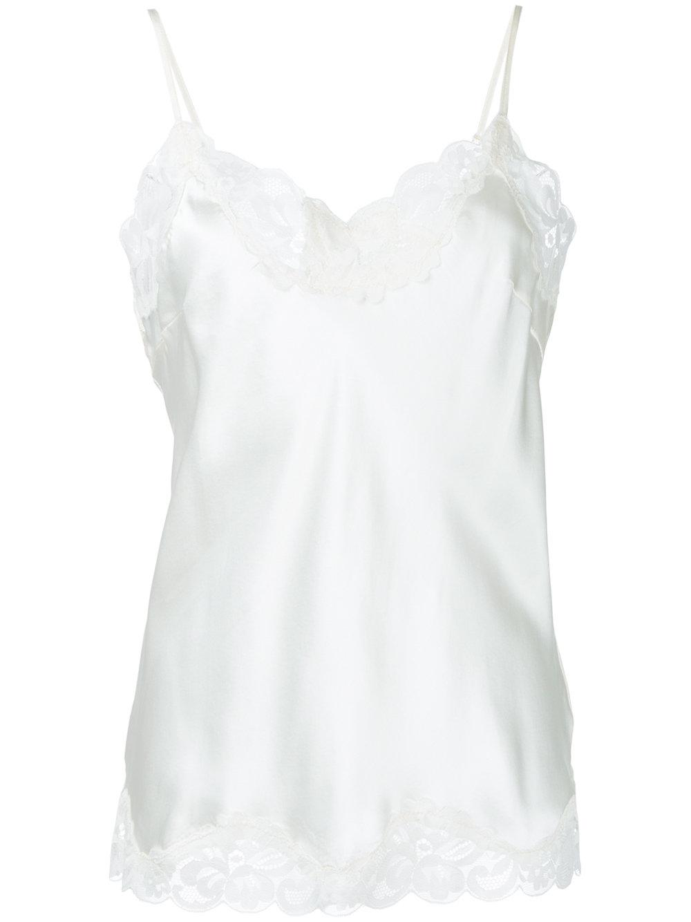 Silk Lace Top Item # GH152-B