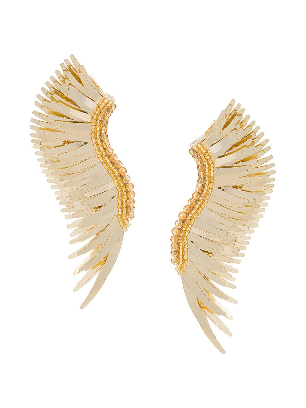 Madeline Earrings Gold