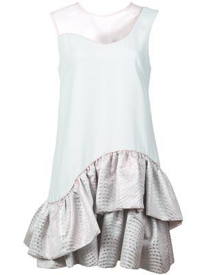 Marin Asymmetrical Hem Dress