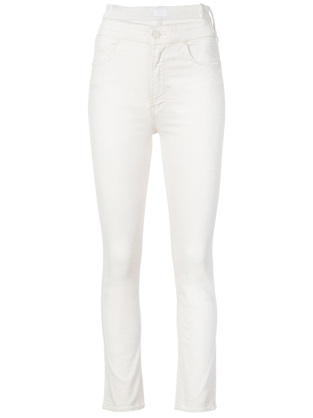 High Waist Skinny Jean Item # 1396-544