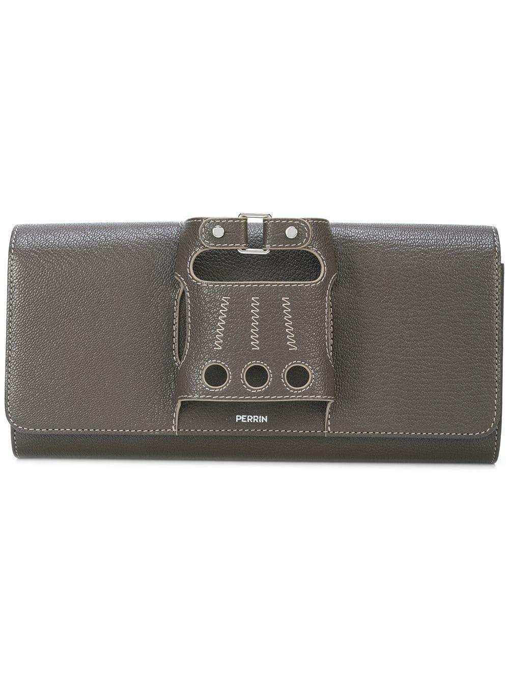 Le Cabriolet Glove Handle Clutch Bag Item # CAB5CALS-F18