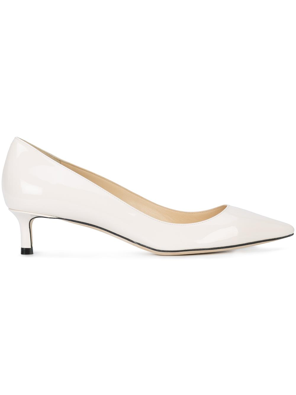 Patent Leather Pointed Toe Heel