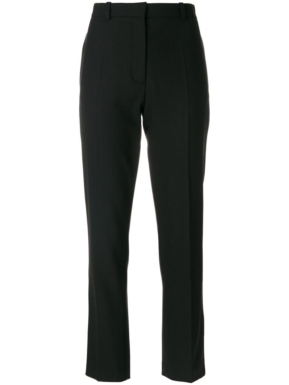 Zoom Comfort Wool Pleated Trouser