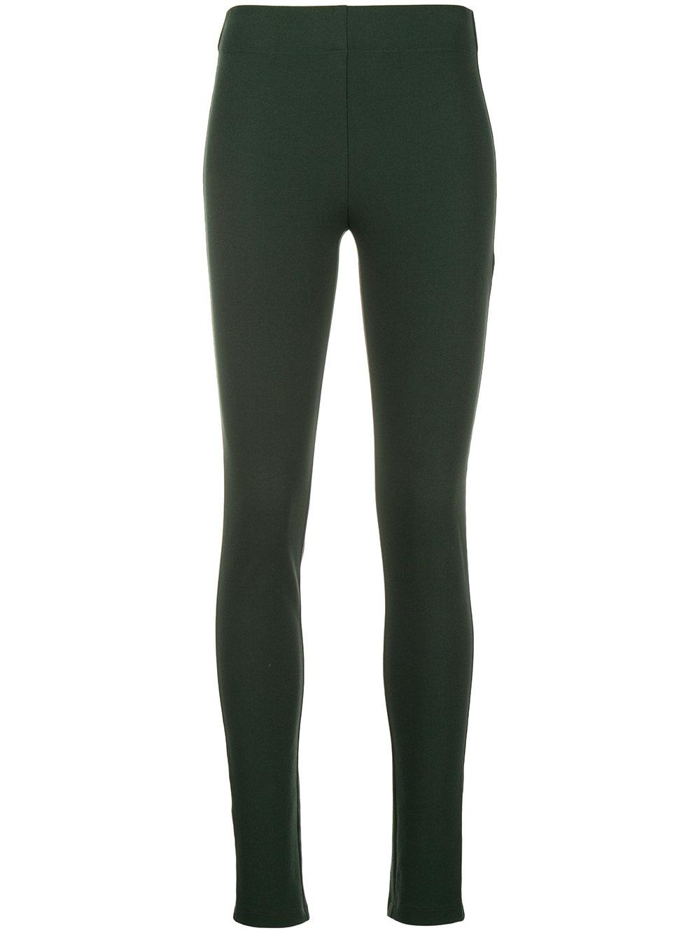 Stretch Gabardine Legging