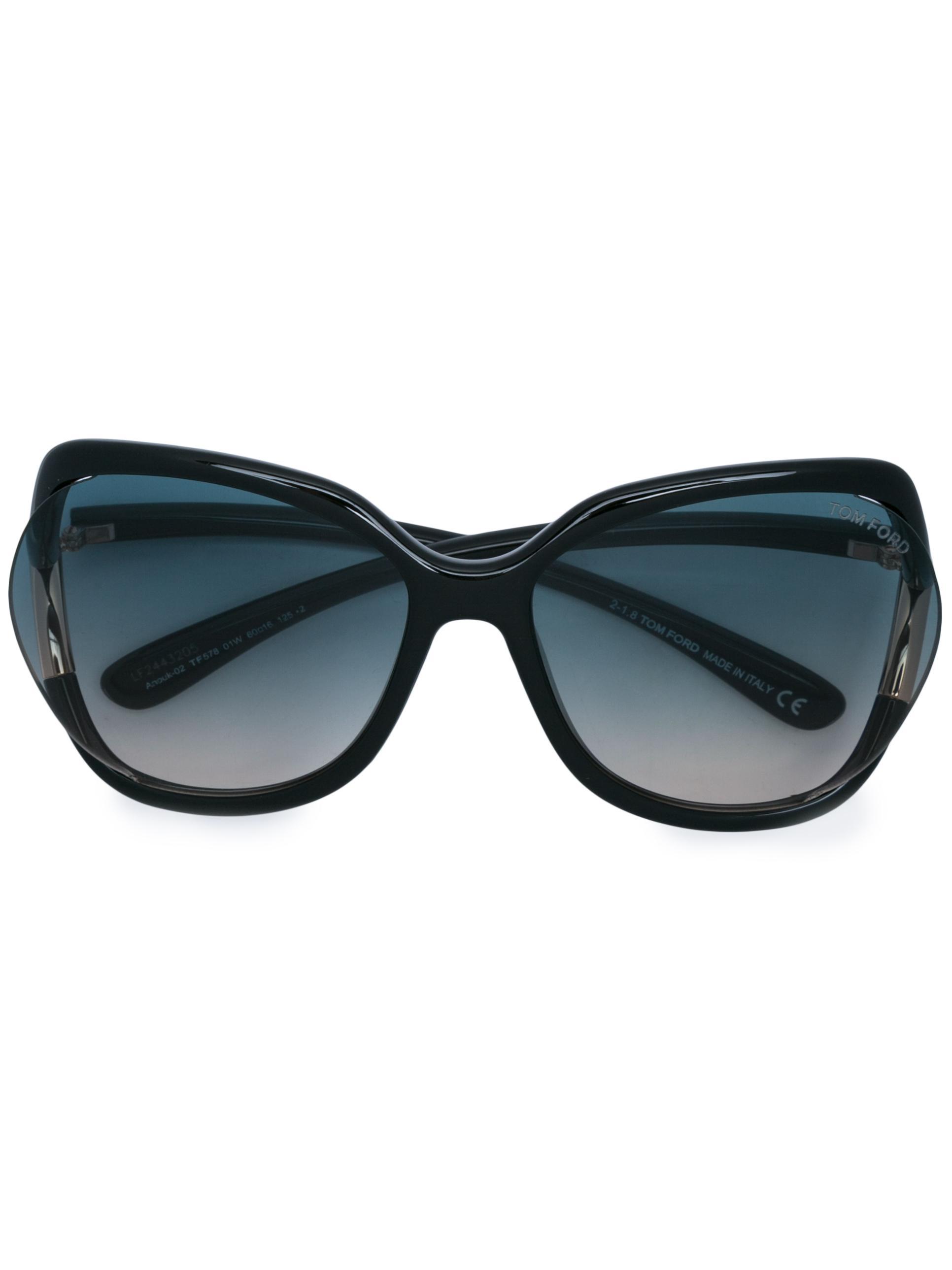 Anouk Oversized Sunglasses Item # FR0578-18