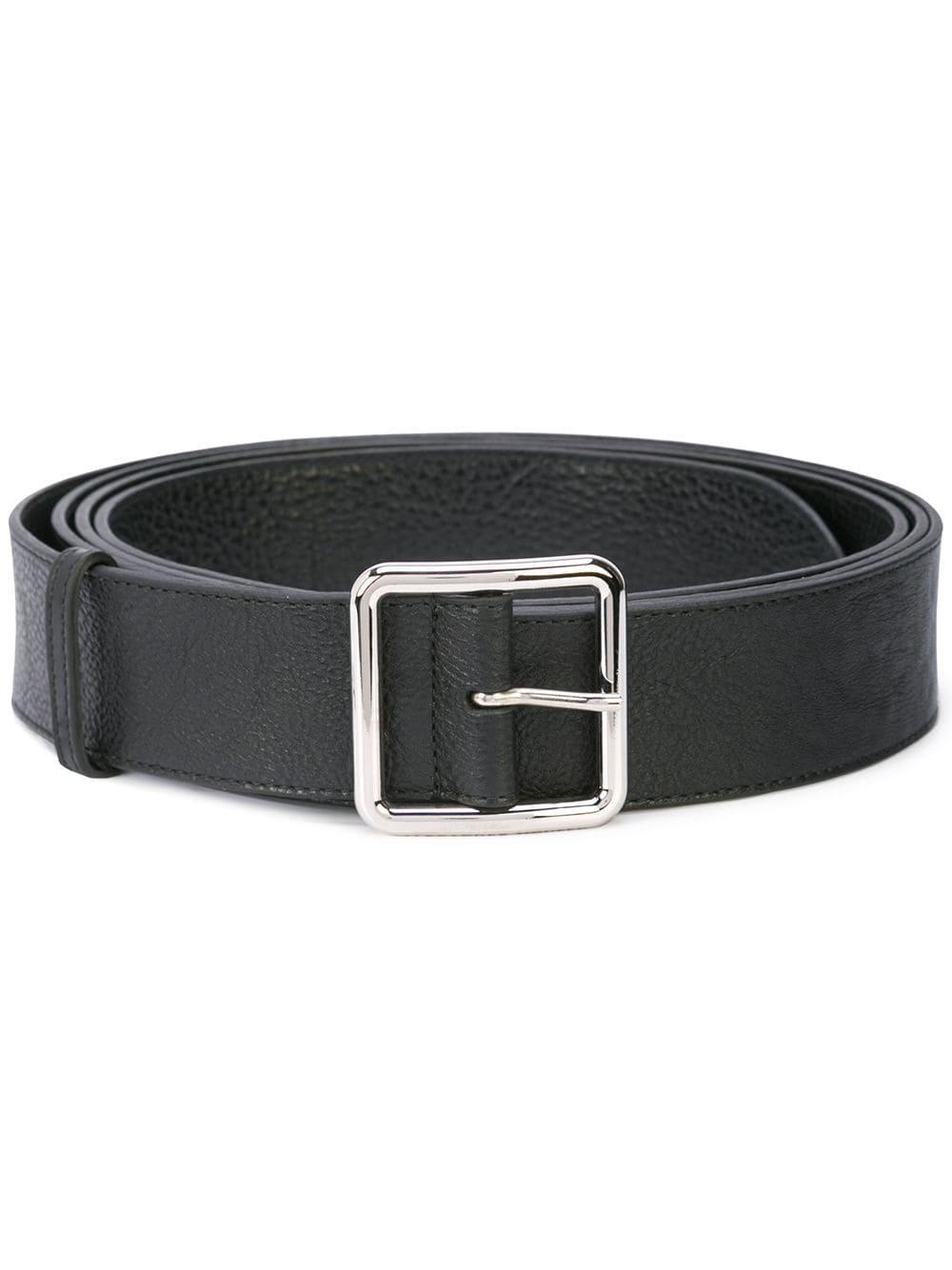 Long Leather Belt Item # 5326381AC0I