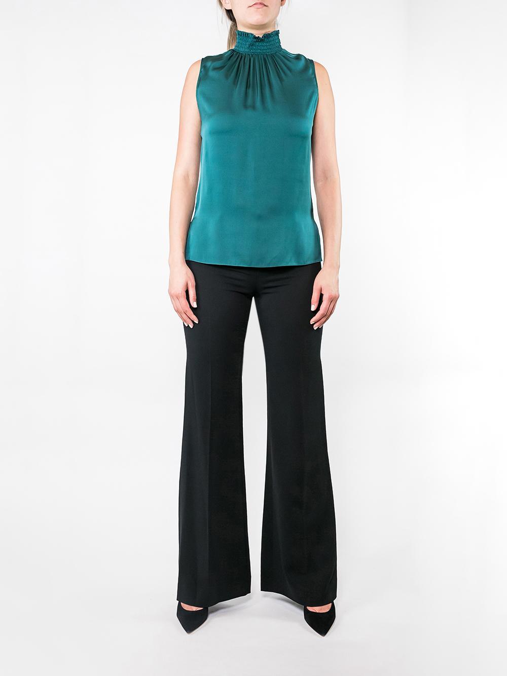 Melina Soft Viscose Trouser Item # KS7P01-1C