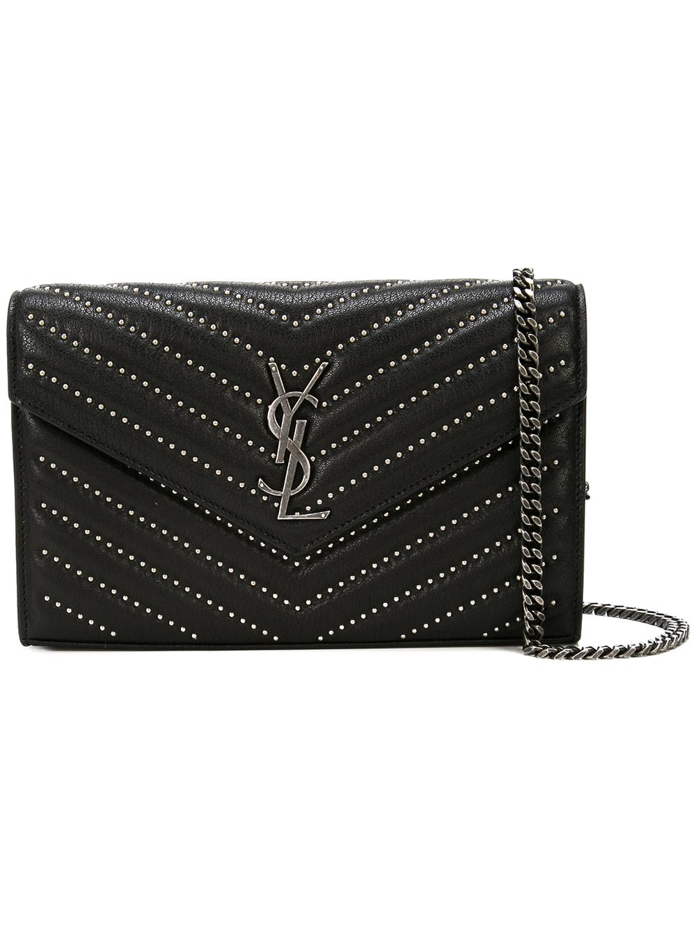 Small Monogram Kate Chain Bag With Tassel