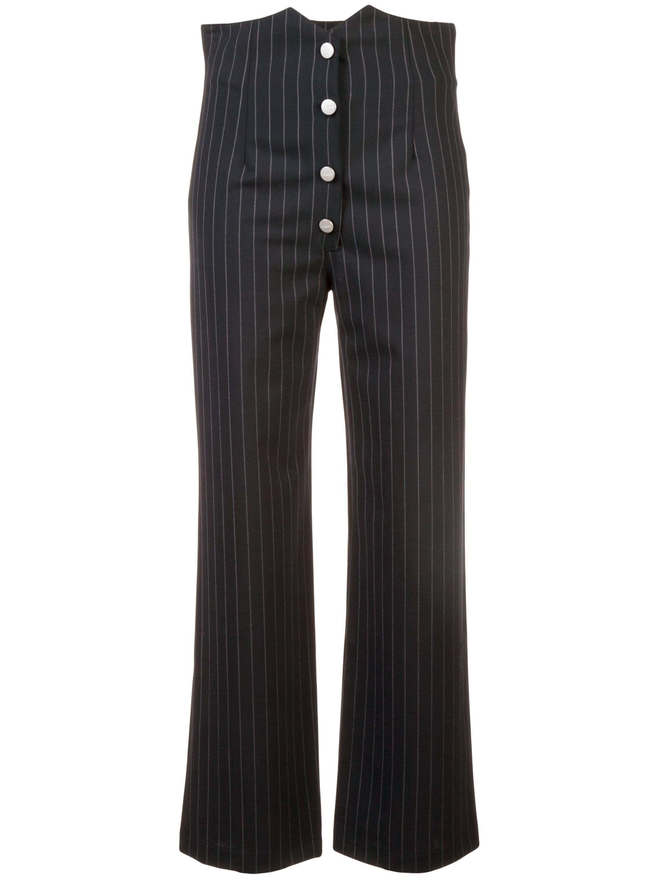 Julia Button Front Pants