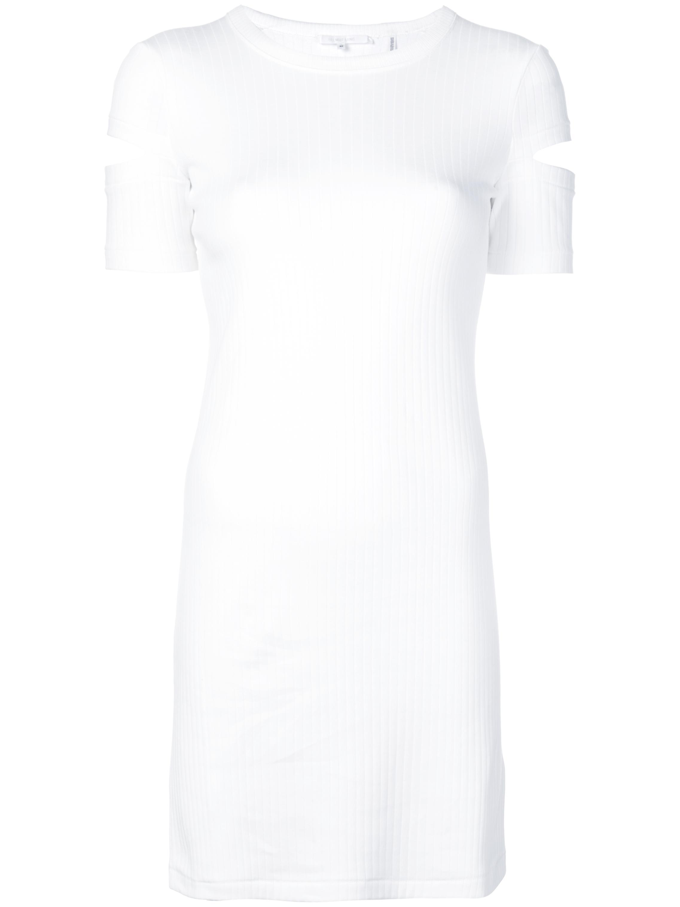 Wide Rib Dress