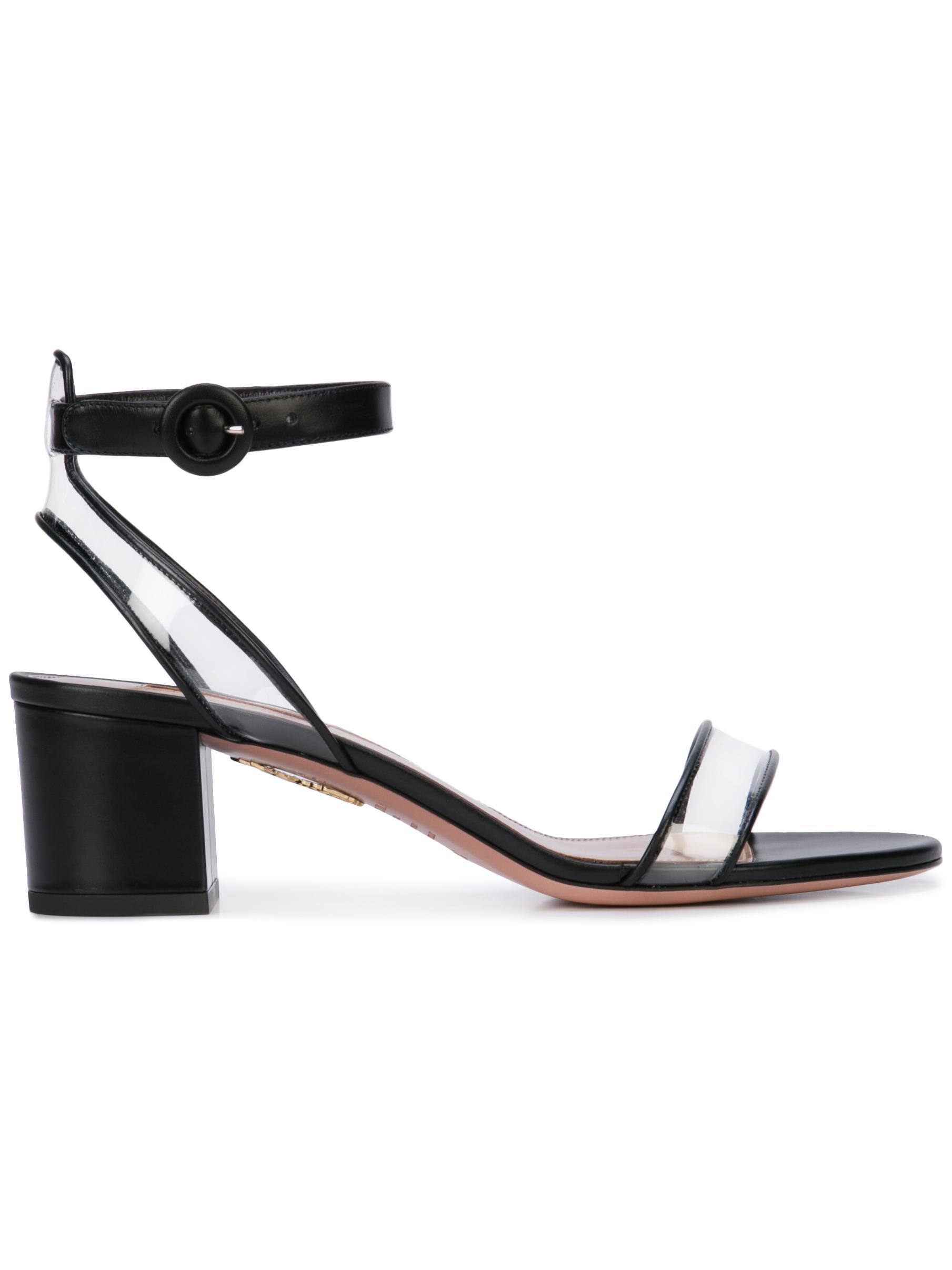 Minimalist Nappa Laminata 50mm Sandal Item # MINMIDS1-CPV