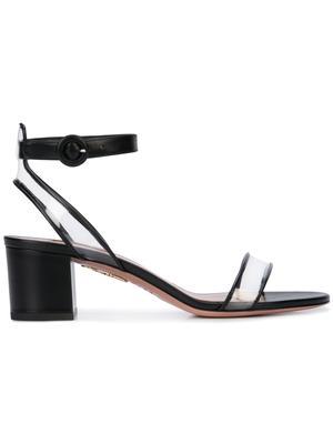 Minimalist Nappa Laminata 50mm Sandal