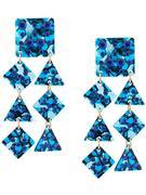Spotlight Chandelier Earrings