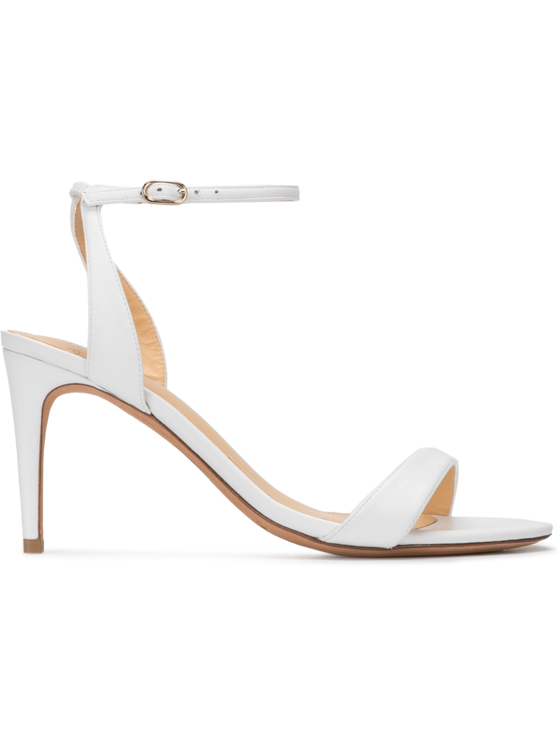 Willow 75mm Leather Ankle Strap Sandal