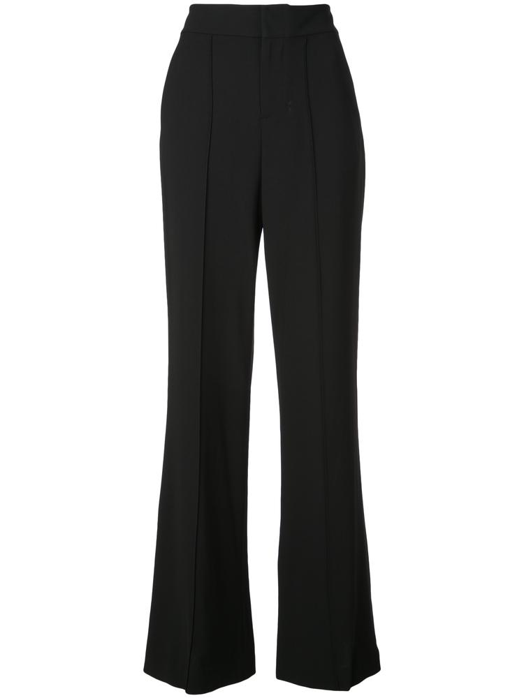 Dylan High Waisted Clean Fit Trouser