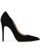 Pointed Toe Suede High Heel