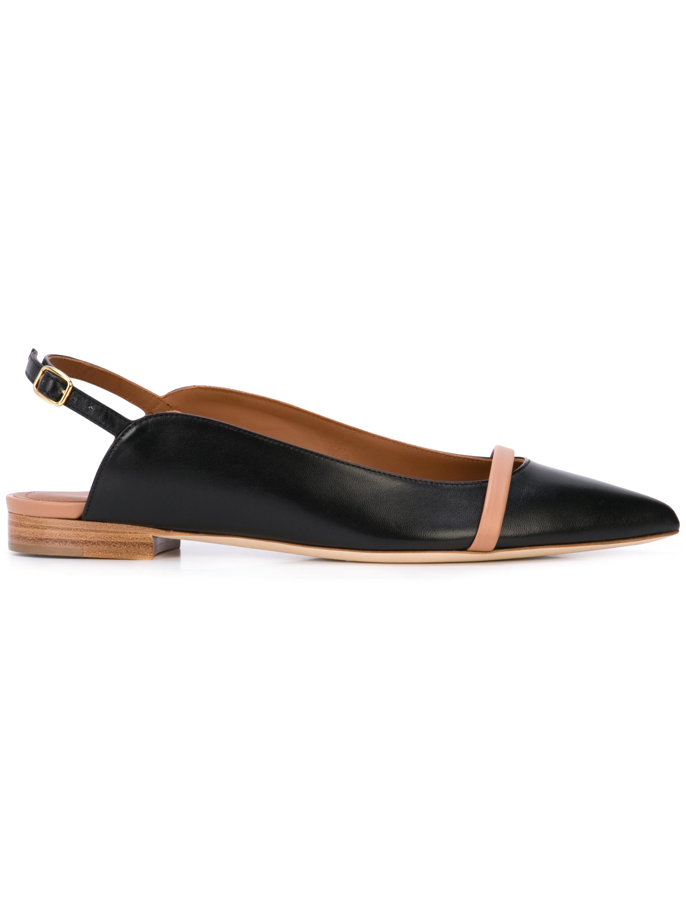 Marion Flat Nappa 10mm Sling Back