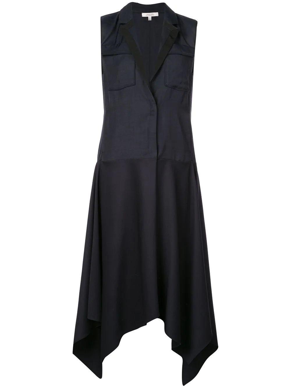 Midsummer Tailoring Sleeveless Coat Item # 191-342301