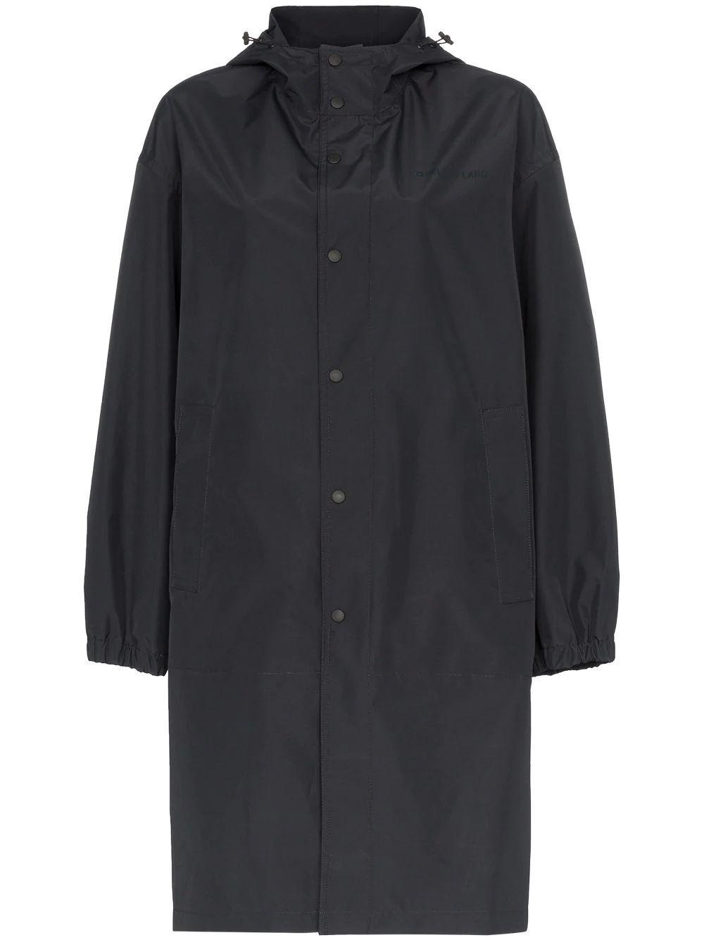 Hooded Raincoat Item # I06NW401