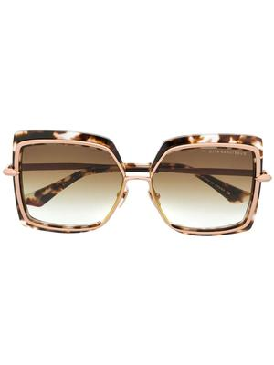 Narcissus Square Tort Rose Gold
