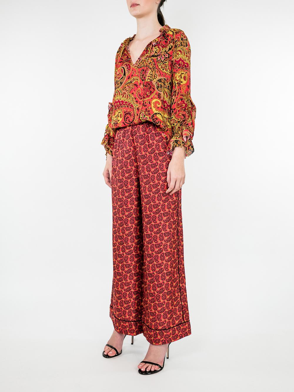 Eliza Print Pajama Pant