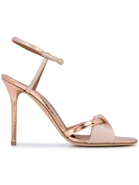 Strappy Evening 100mm Sandal