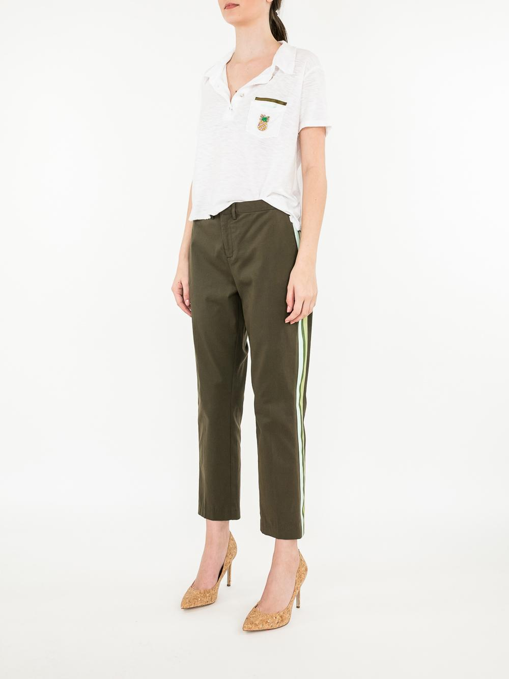 St Honore Side Stripe Pant