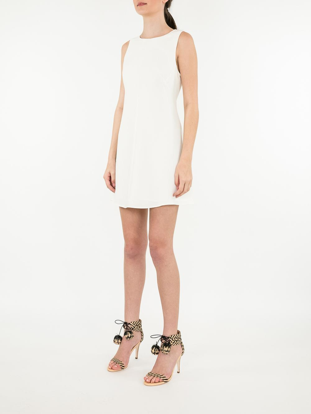 Diana Fit and Flare Sleeveless Dress