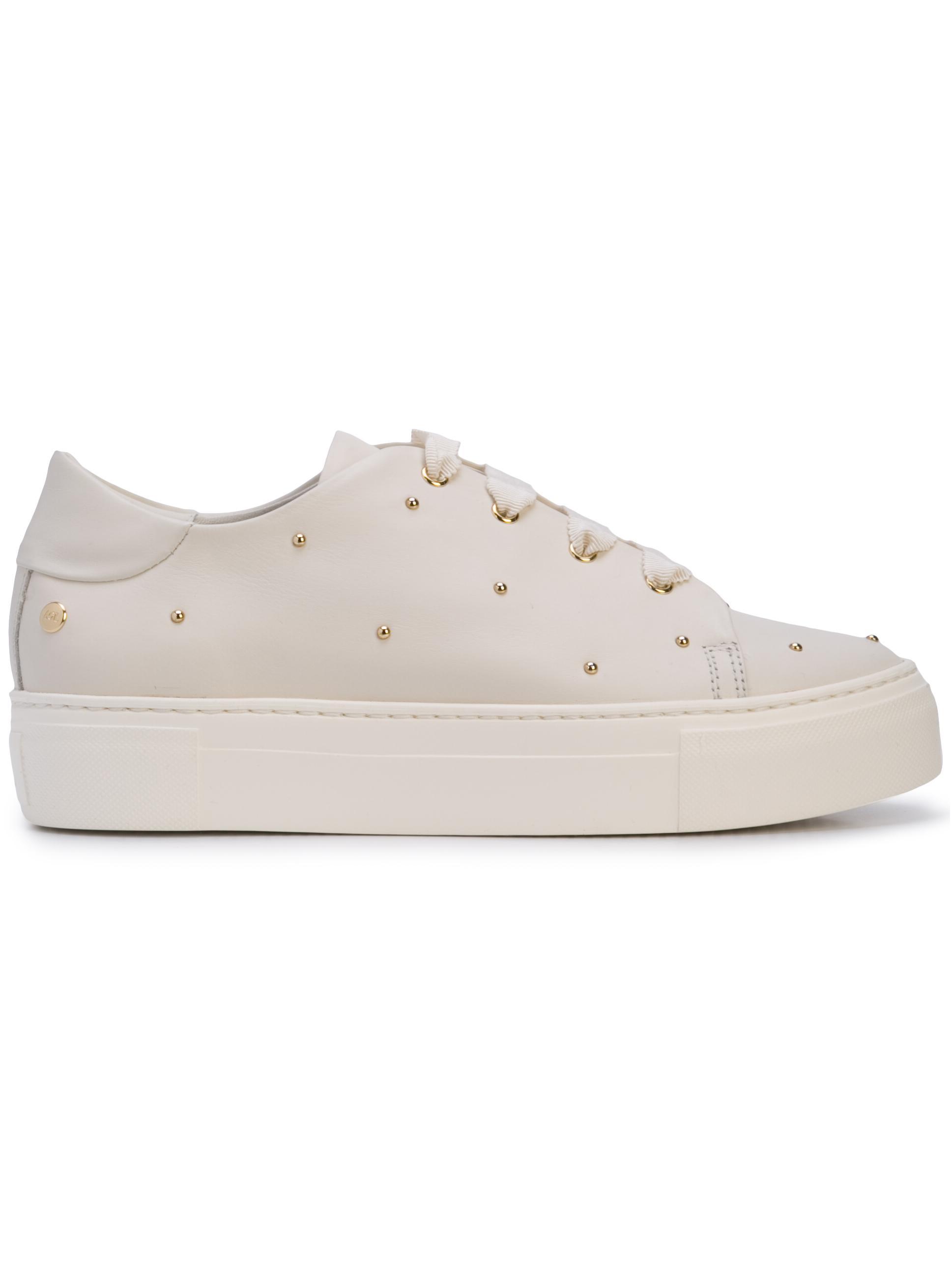 Gold Stud Sneaker