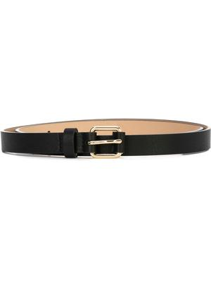 Ivy Skinny Long Tail Belt