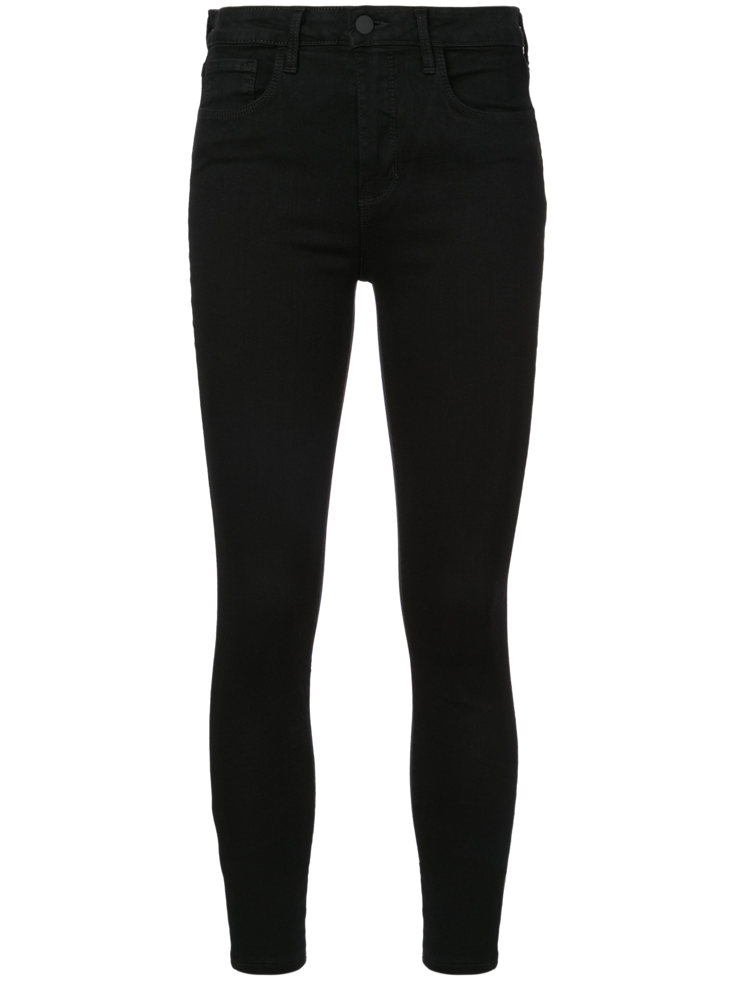 Margot Ankle Crop High Rise Skinny
