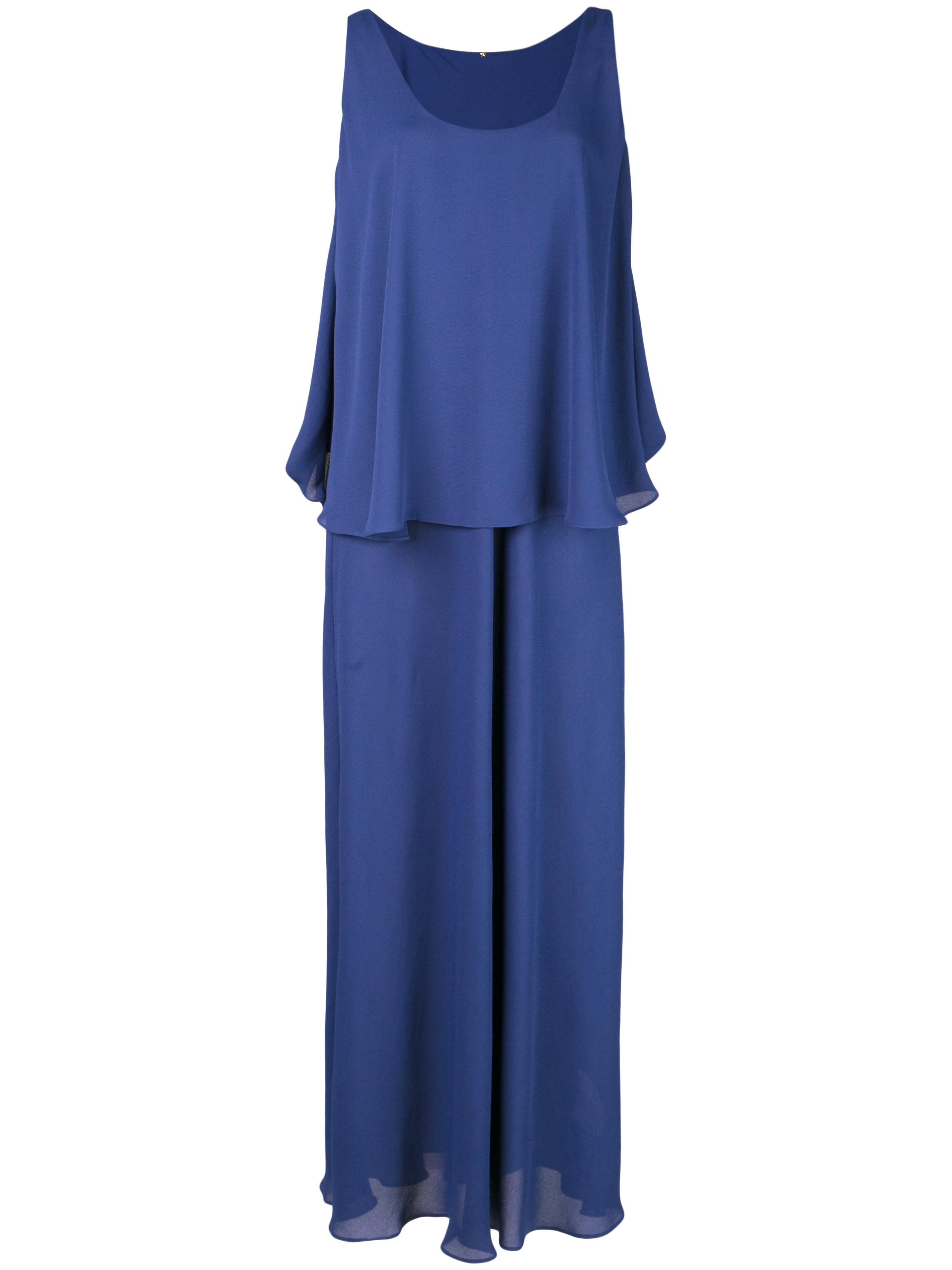 Bob Blouson Sleeve Less Maxi Item # 3593TG