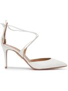 Very Matilde Calf 85mm Pump With Ankle Strap