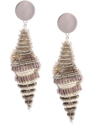 Conch Shell Earring