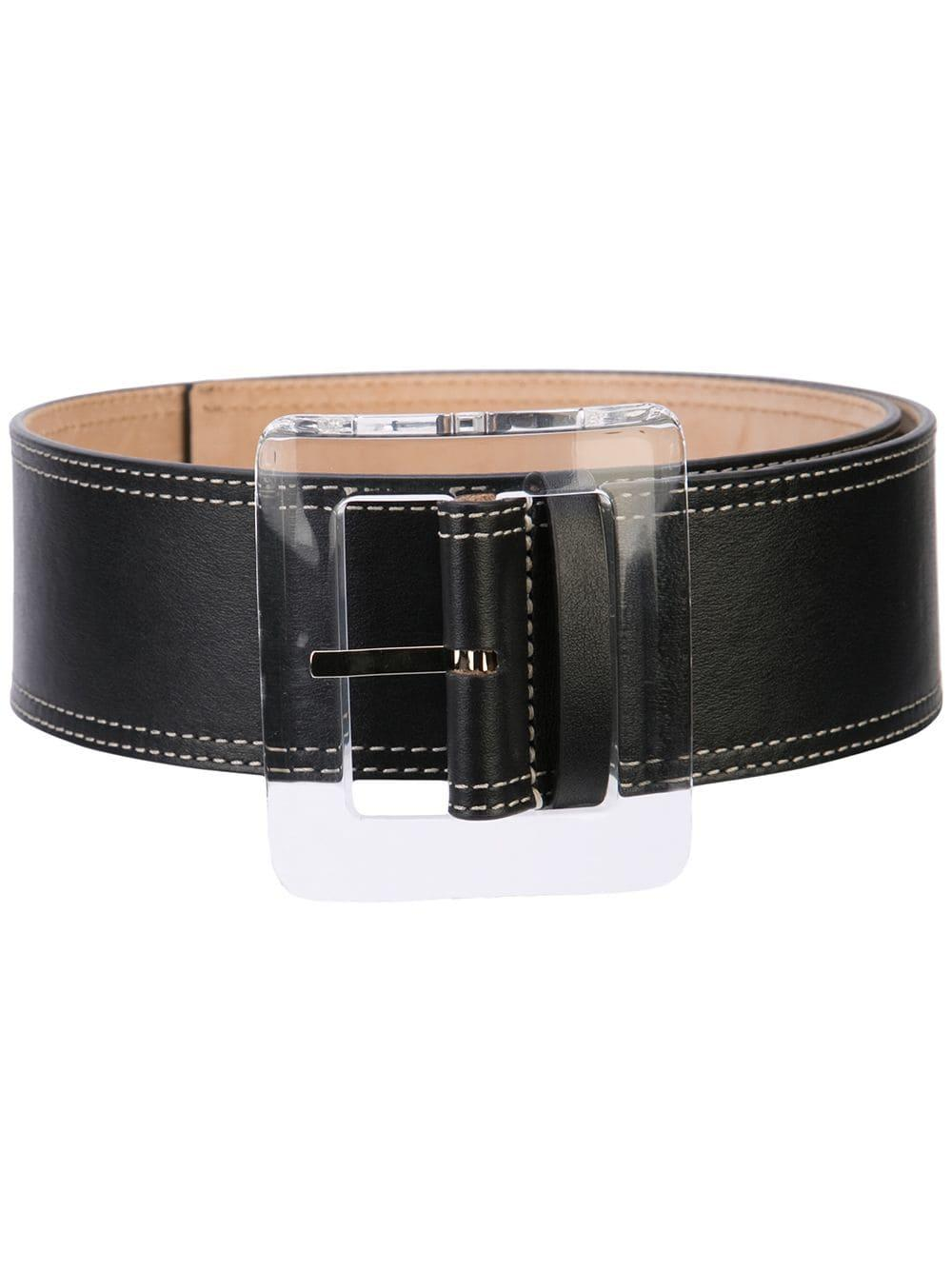 Corin Belt w/Lucite Buckle