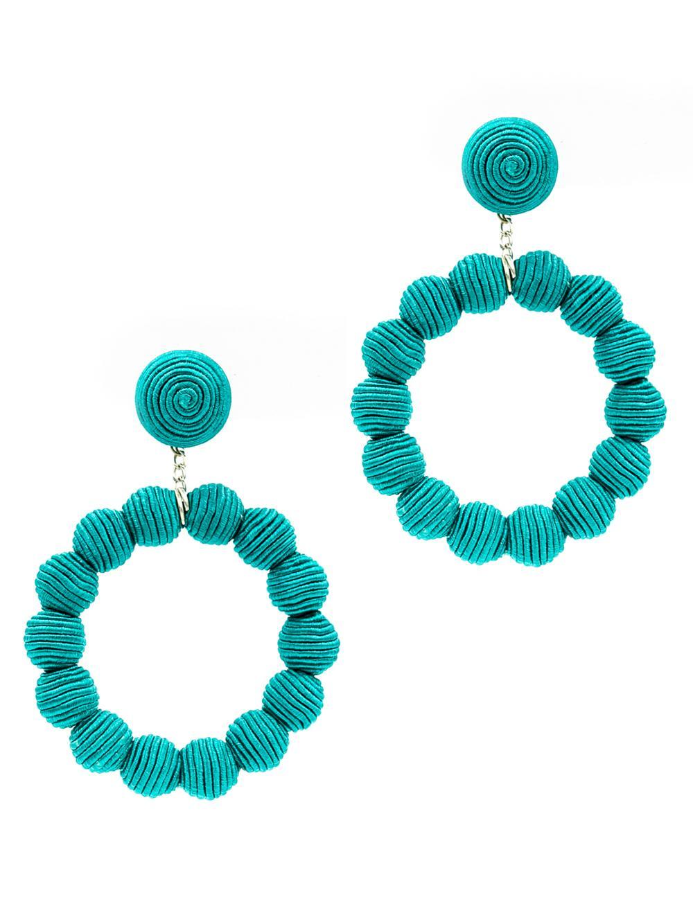 Sardegna Hoop Earrings