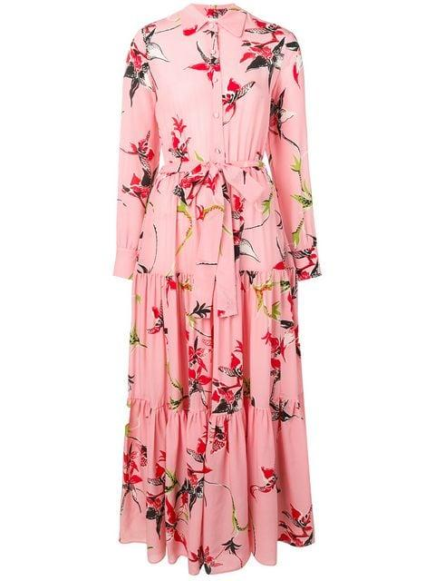 Bellini Long Sleeve Maxi Dress