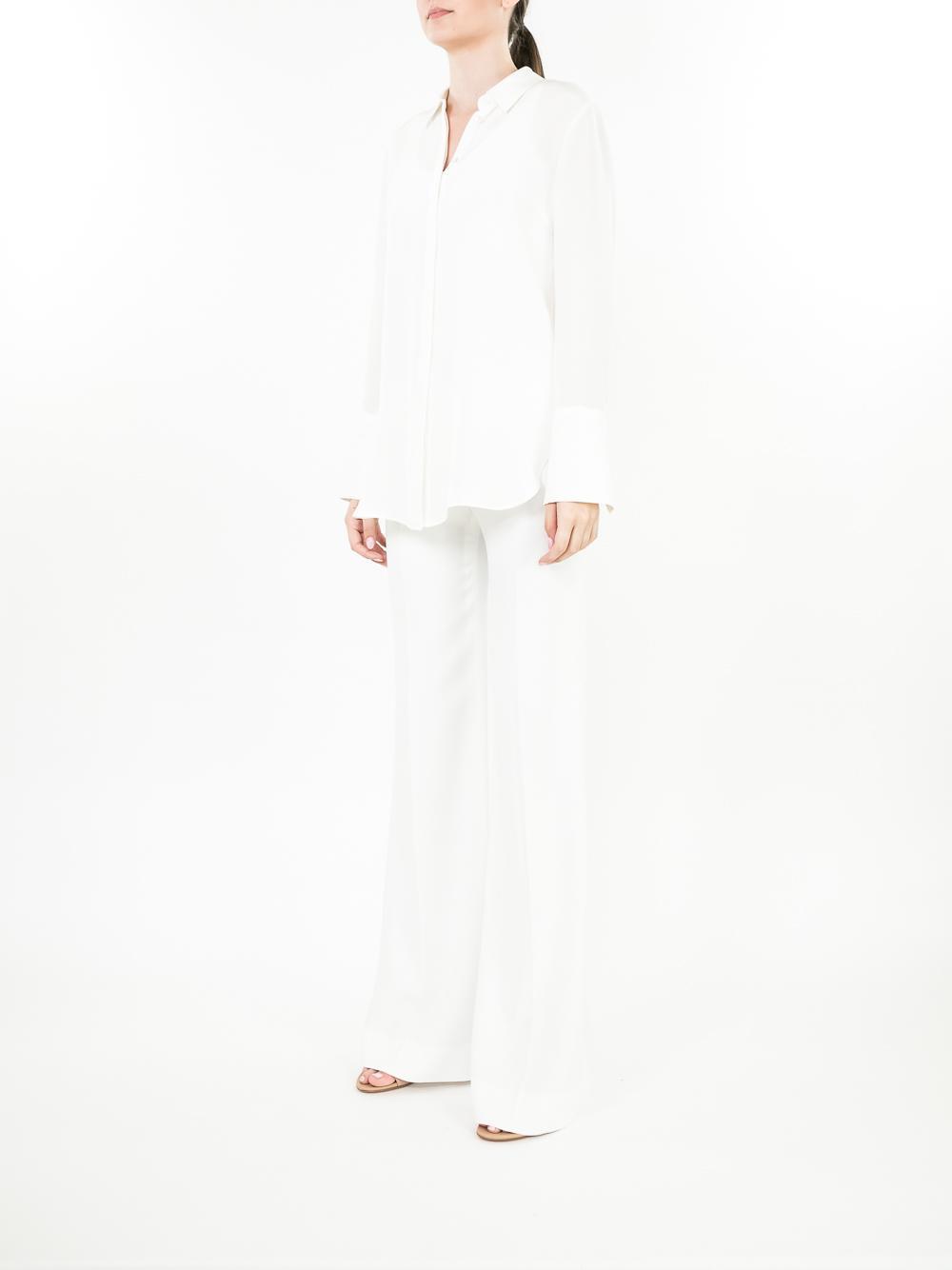 Melina Soft Viscose Trouser Item # KS7P01-1C-S19