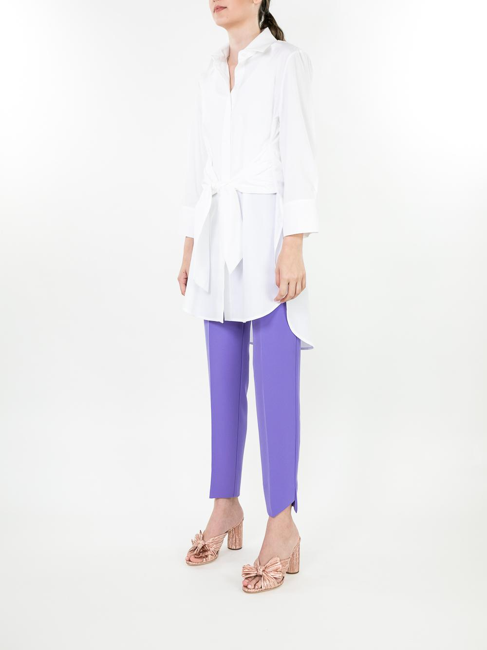 Angled Hem Trousers Item # 19FE1131STAR