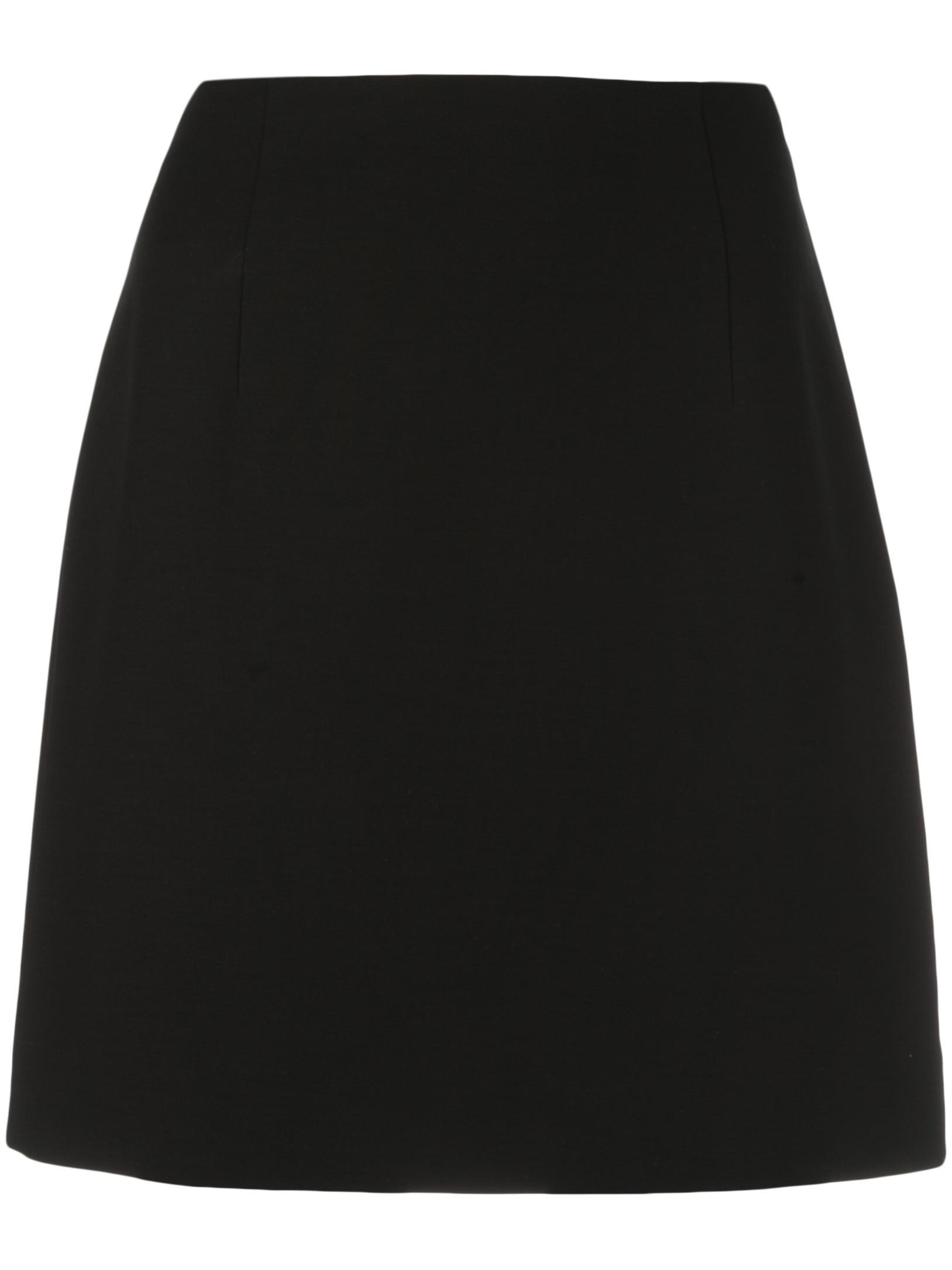 High Waist Mini Skirt Item # J0104303