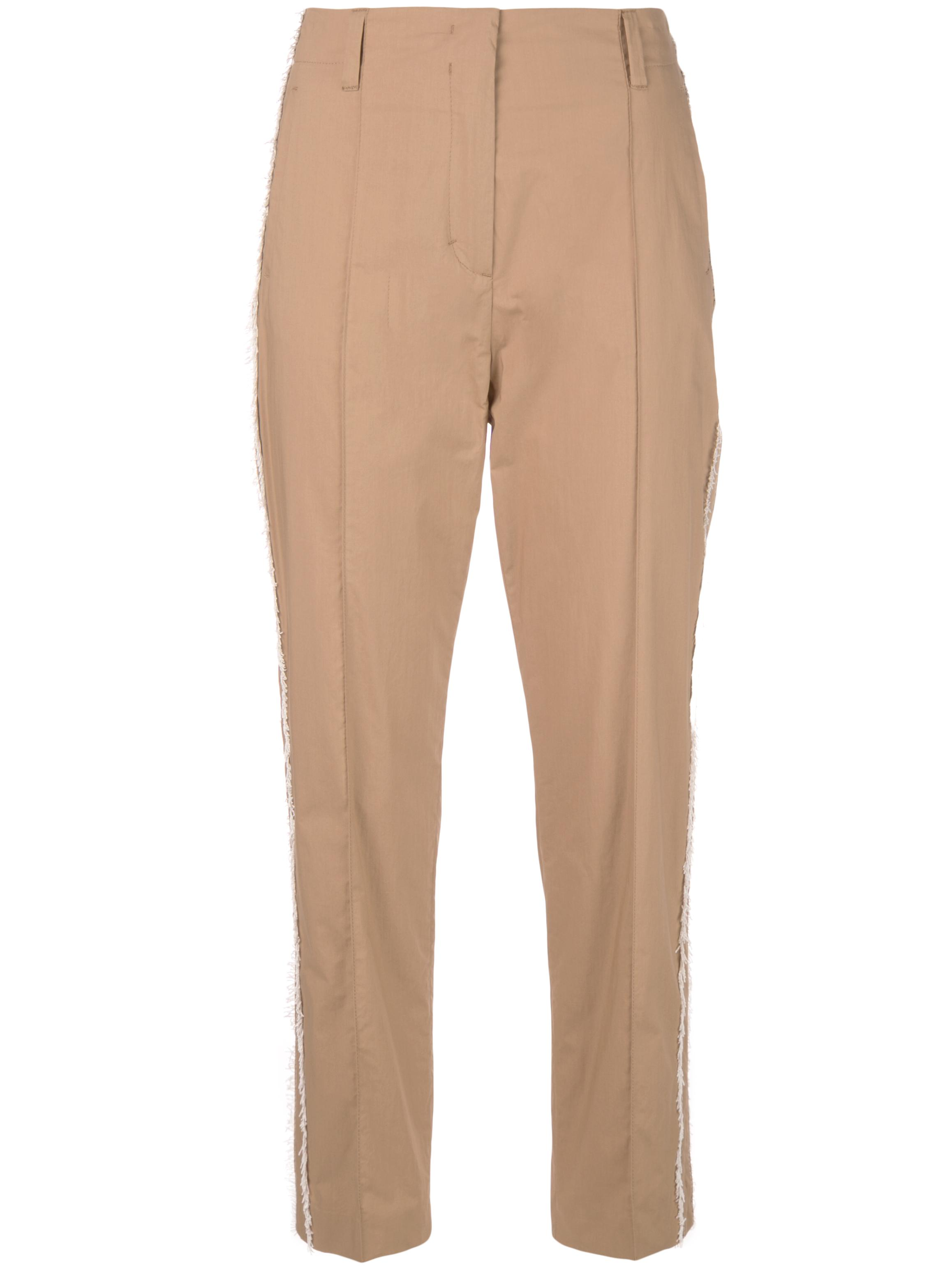 Papertouch Ease Semi Loose Fit Pants Item # 191-342403