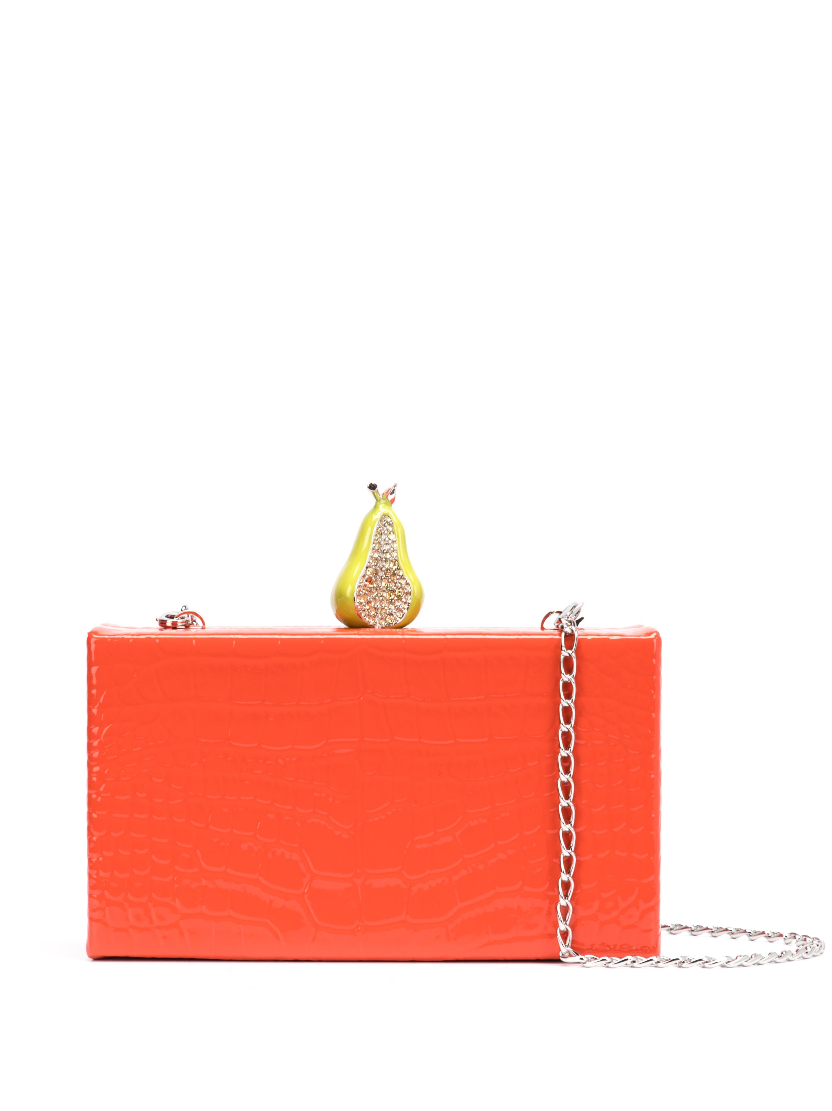 Jean Box With Fruit Topper Item # S19JB18001