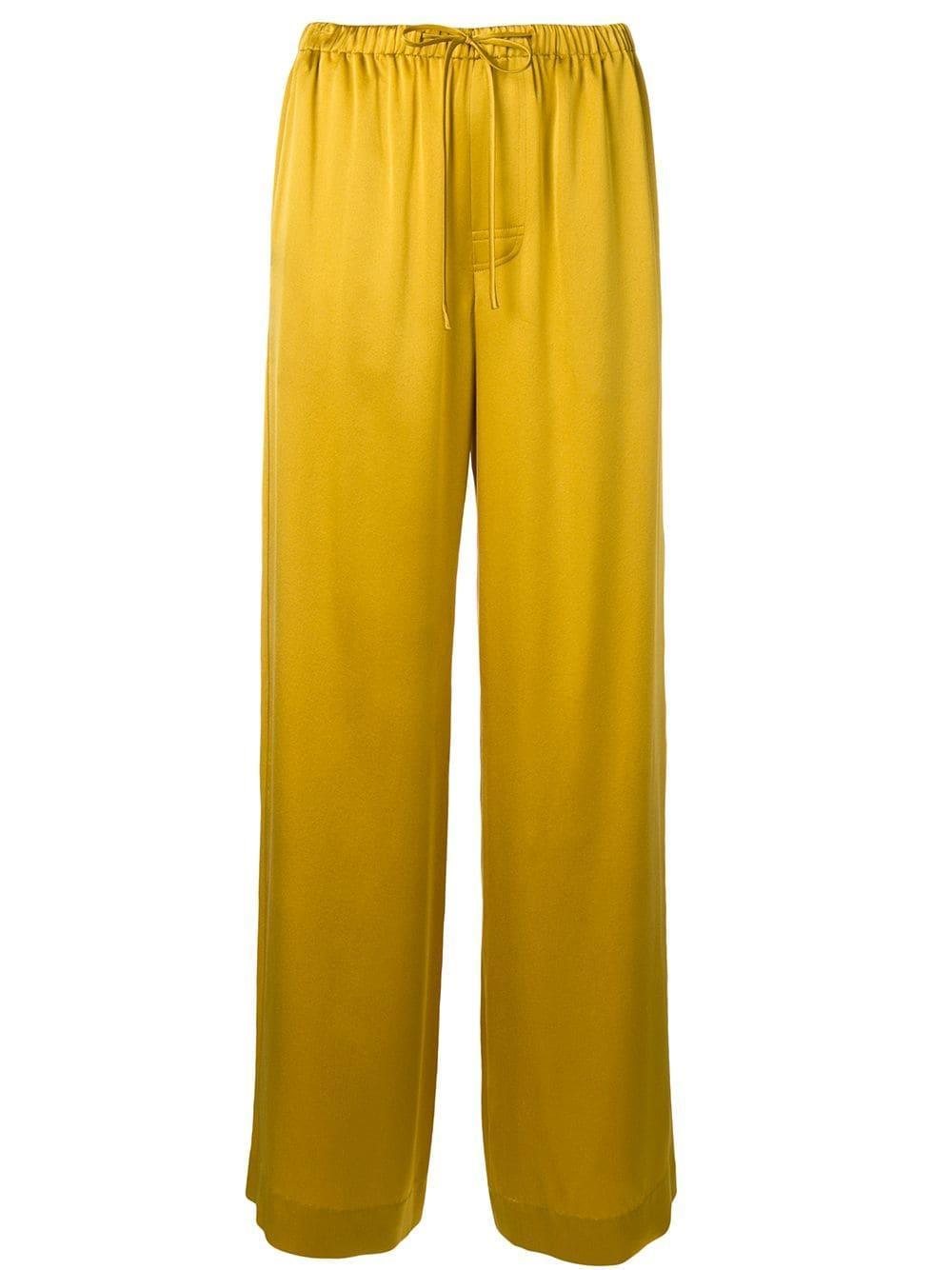 Satin Pajama Pullon Pant