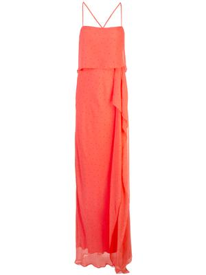 DOUBLE LAYER GOWN