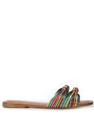 Knotted Slide Sandal