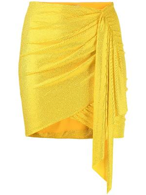 STRETCH JERSEY MINI SARONG